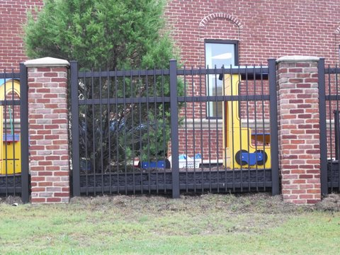 wrought iron fencing 016