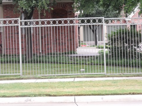 wrought iron fencing 022
