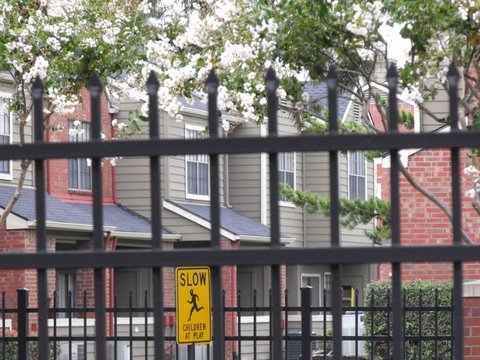 wrought iron fencing 028